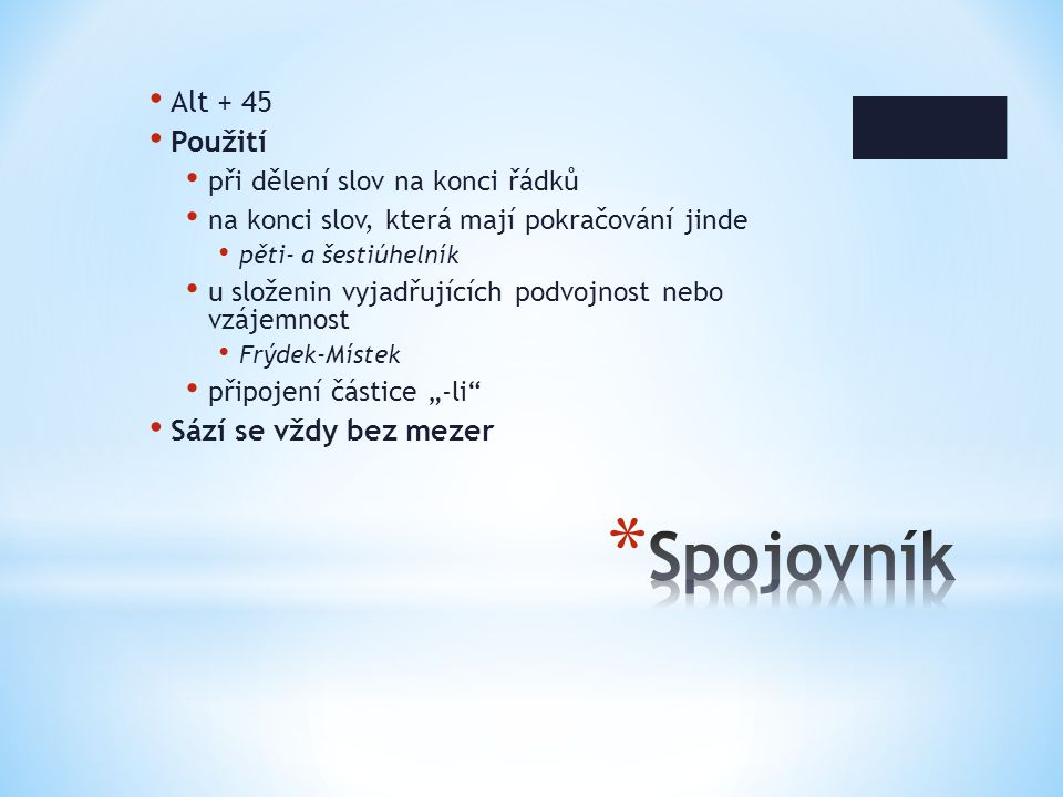 červeno-žlutý svetr česko-anglický slovník léčebně-preventivní propan-butan Praha-Východ