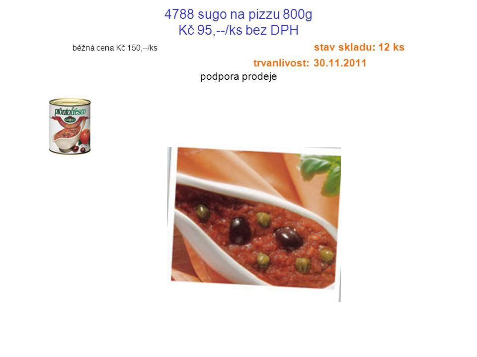 6019 pórek krájený mražený 2,5kg Kč 30,- bez DPH za kg běžná cena Kč 45,- stav skladu: 35 kg trvanlivost do: 30.11.2011 doprodej skladových zásob