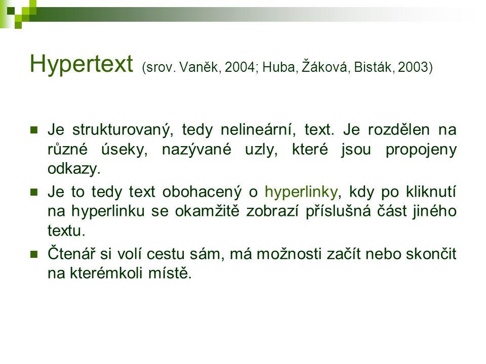 Principy tvorby studijních opor pro e-learning Dodržení specifik distančních studijních opor Převedení textu do elektronické podoby Grafická úprava Multimedialita Kompatibilita