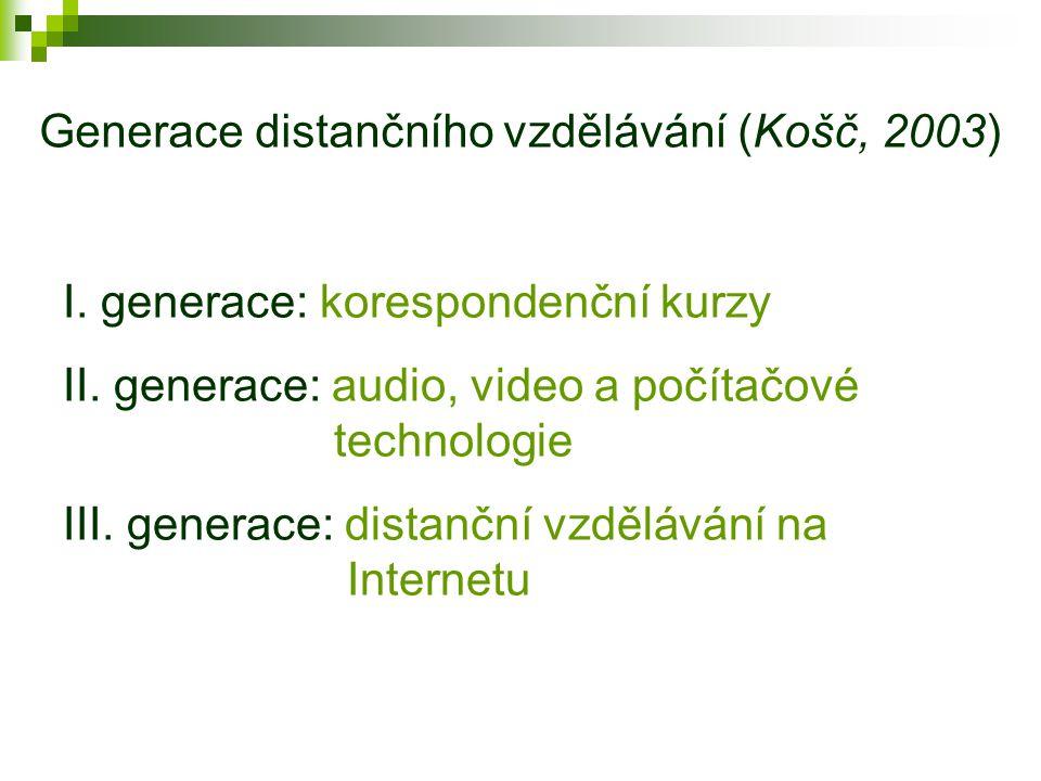 Definice pojmu e-learning e-learning electronic (z angl.