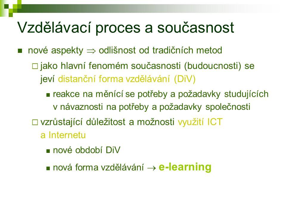 Informační a komunikační technologie ve vzdělávání II.