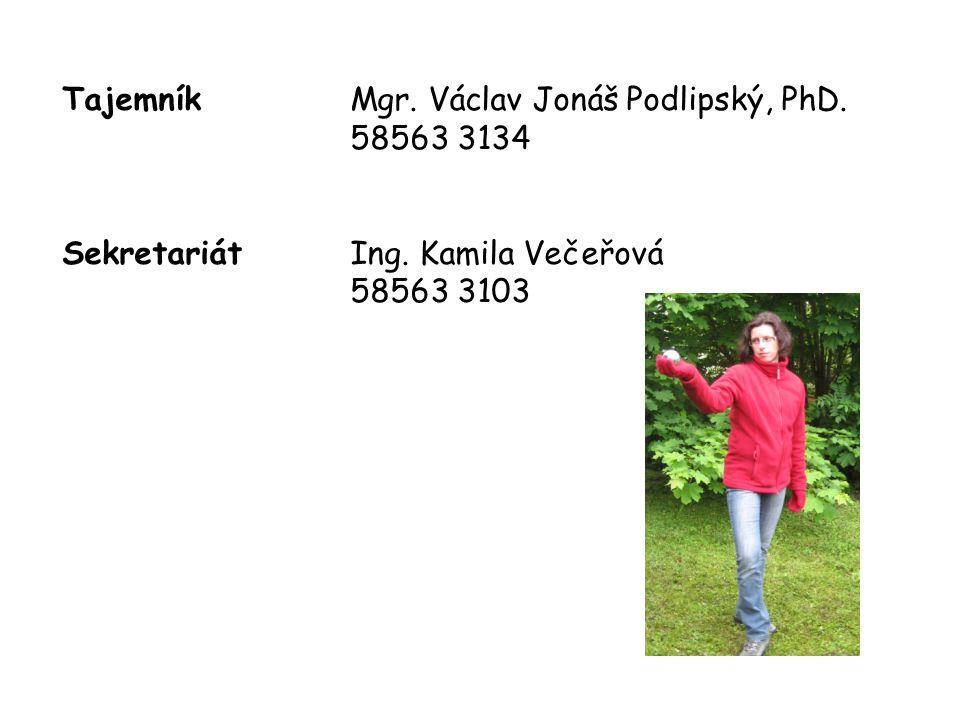 Koordinátor Mgr.Studia anglické filologie Mgr. Michaela Martinková, Ph.D.