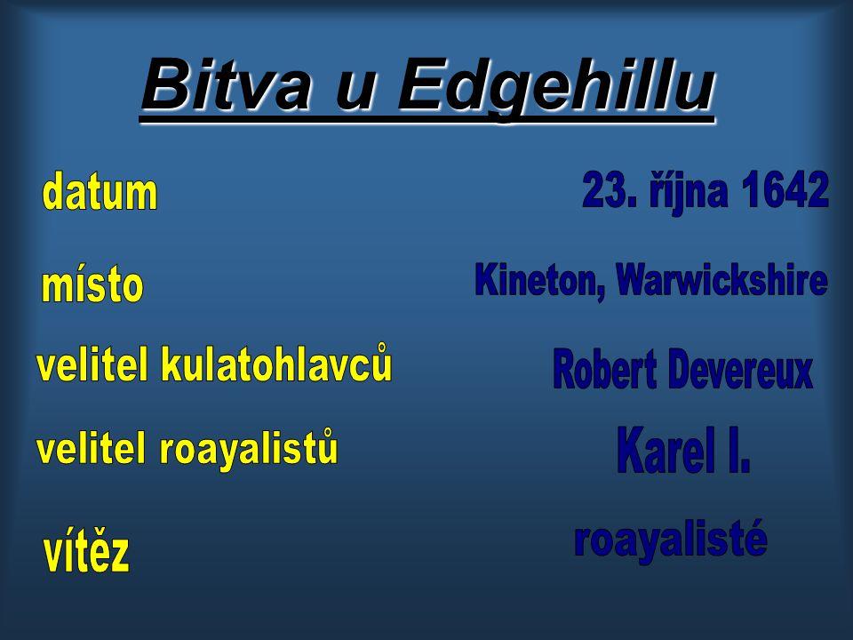 Bitva u Edgehillu