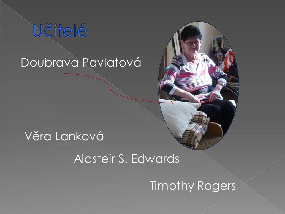 Doubrava Pavlatová Timothy Rogers Alasteir S. Edwards Věra Lanková