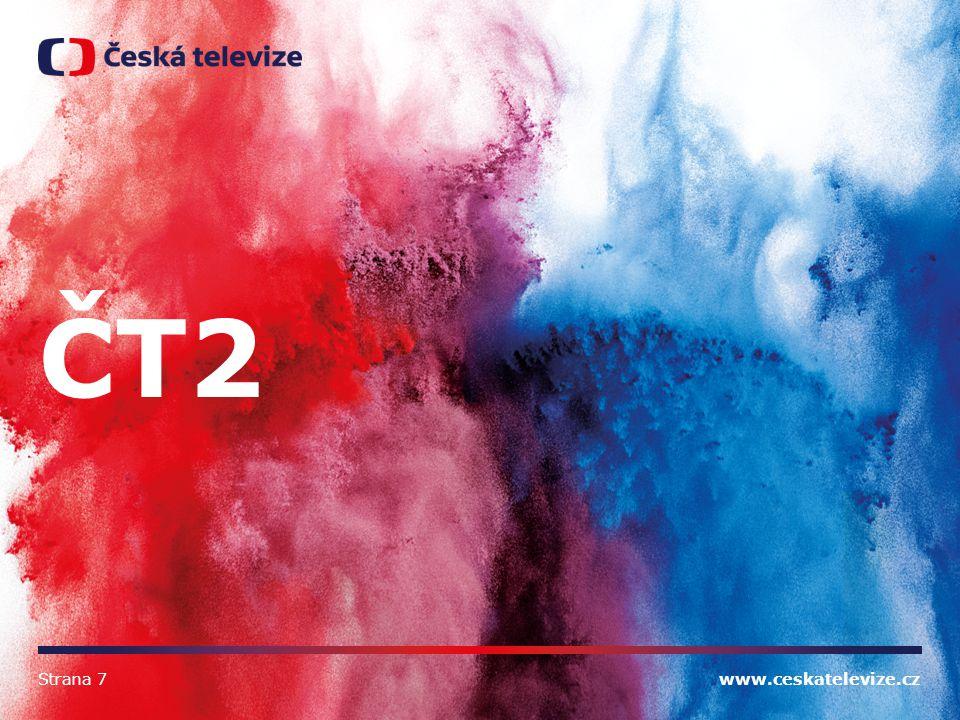 www.ceskatelevize.cz ČT2 Strana 7