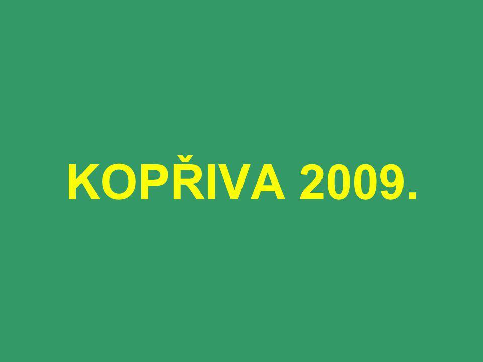 KOPŘIVA 2009.