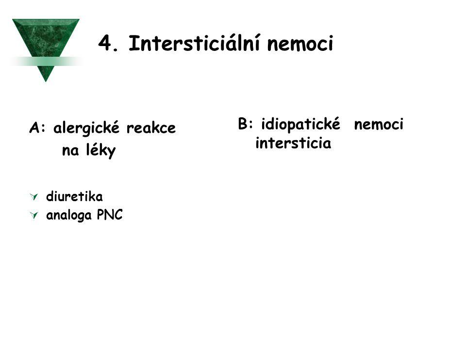 Chronické selhání ledvin - je konečným stadiem chronických renálních onemocnění a) asymtopatické stadium - s postupným zhoršováním renálních funkcí b) konečné stadium - s uremickou symptomatologií