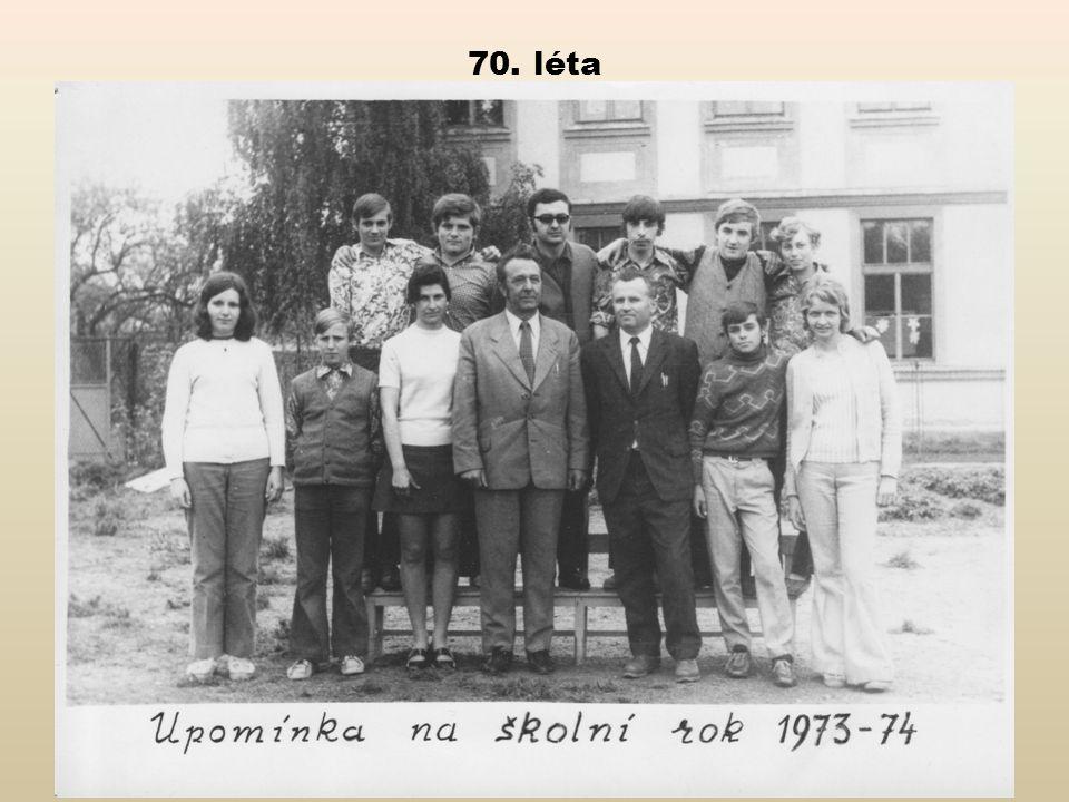 70. léta