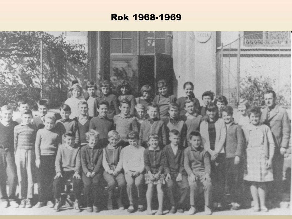 Rok 1968-1969