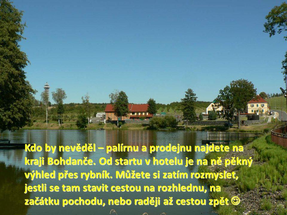 Kdo by nevěděl – palírnu a prodejnu najdete na kraji Bohdanče.