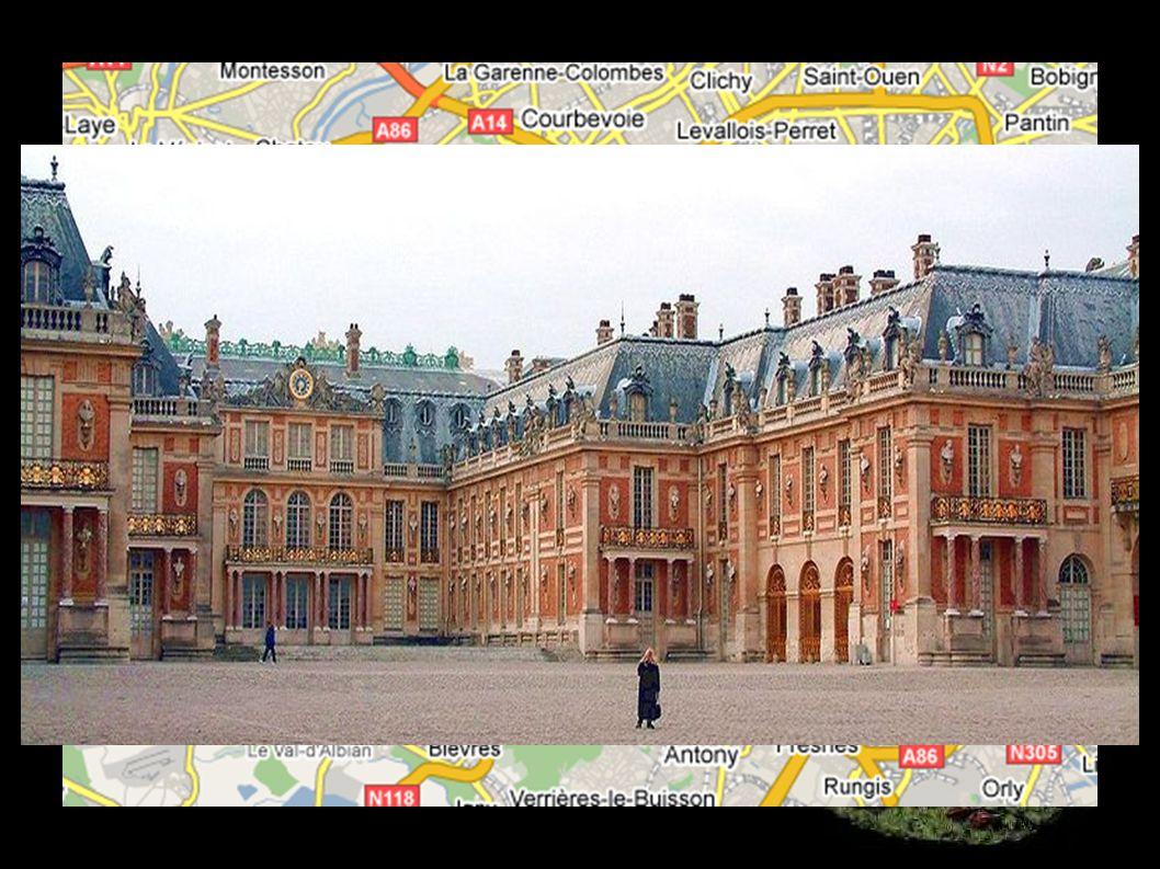 1.září 1715 Ludvík XIV.. umírá ve svém paláci ve Versailles ve věku 76 let