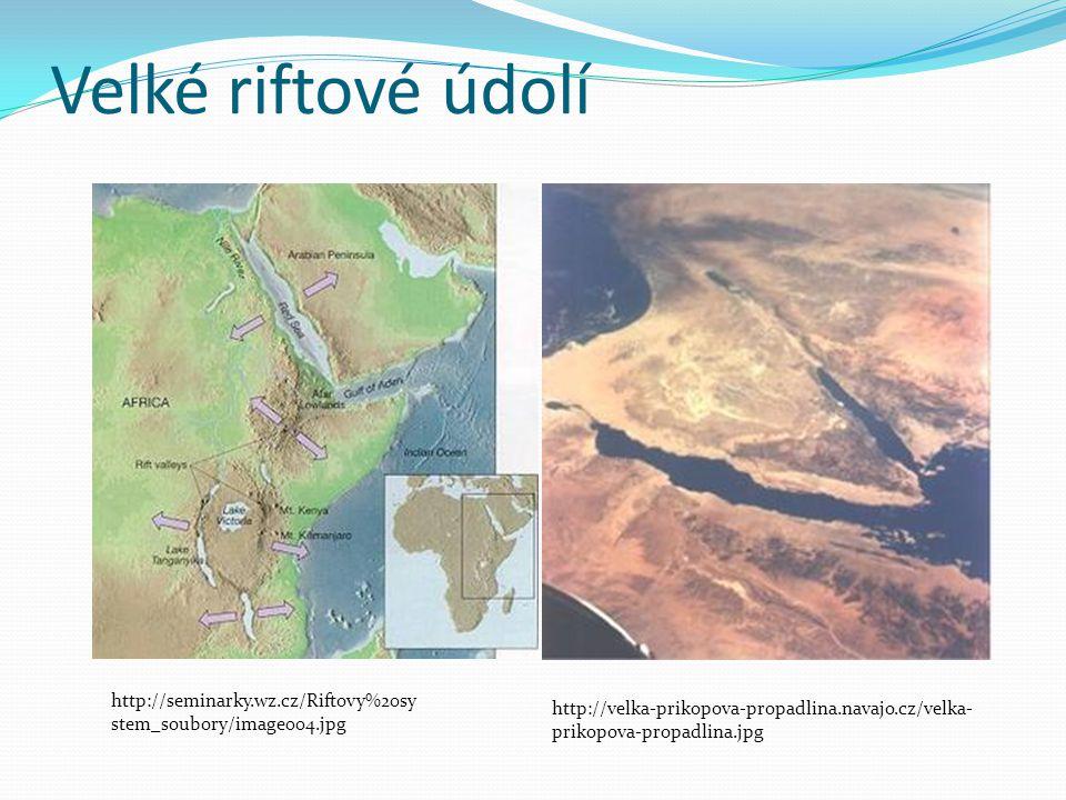 Velké riftové údolí http://seminarky.wz.cz/Riftovy%20sy stem_soubory/image004.jpg http://velka-prikopova-propadlina.navajo.cz/velka- prikopova-propadl