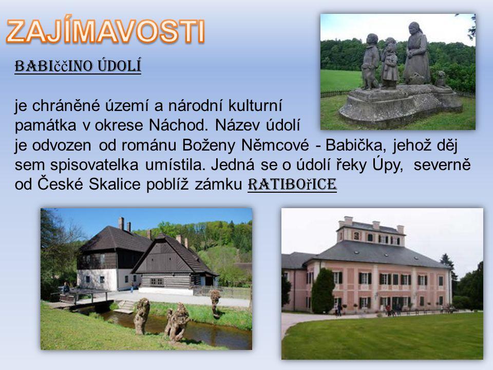 Babi čč ino údolí je chráněné území a národní kulturní památka v okrese Náchod.