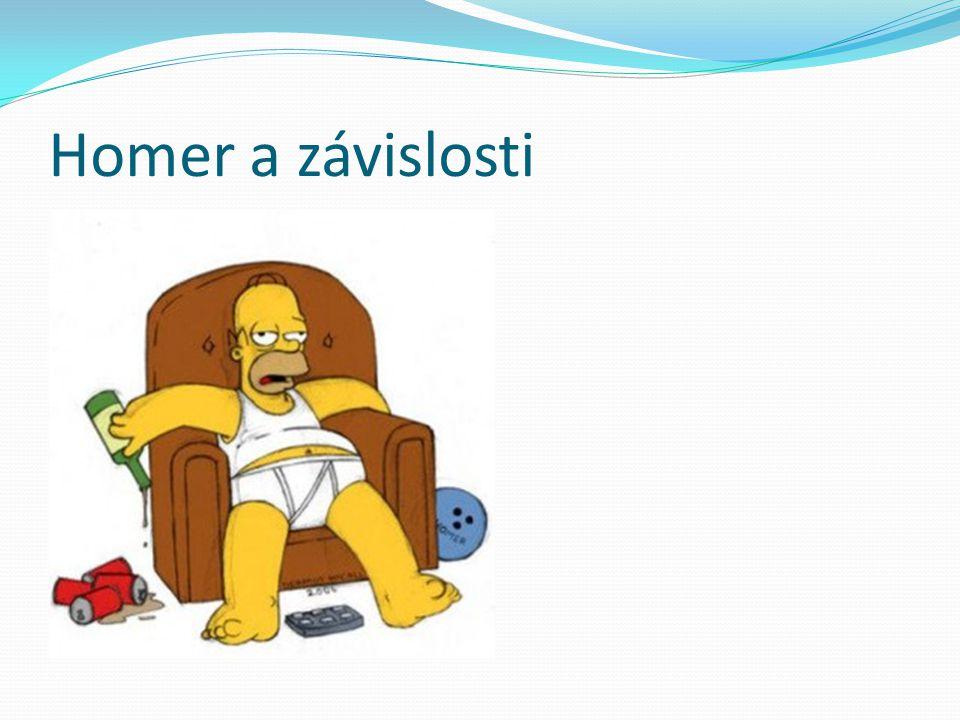Homer a závislosti