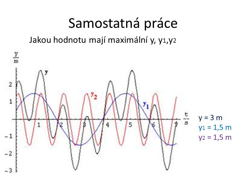 Spojovačka 1 kmit kyv perioda frekvence kmitočet f polovina kmitu doba kmitu T [s] periodicky se opakující část kmitavého pohybu.