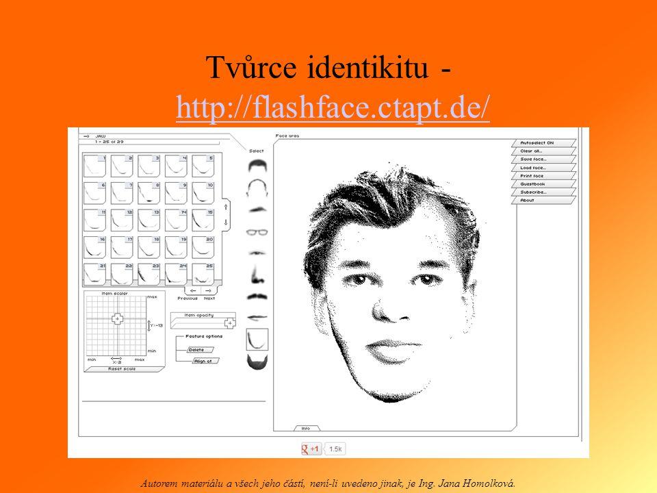 Odstraňovač nevhodných částí obrázku - http://www.webinpaint.comhttp://www.webinpaint.com Autorem materiálu a všech jeho částí, není-li uvedeno jinak, je Ing.