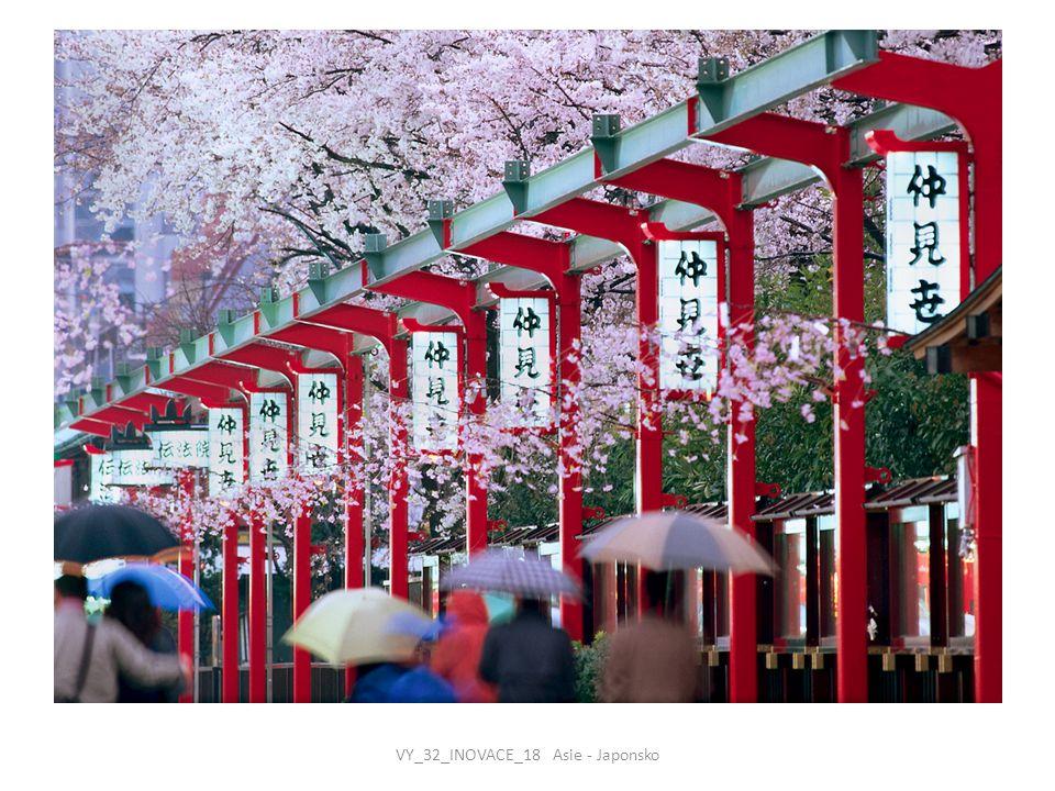 HOSPODÁŘSTVÍ  Japonsko je jednou z hospodářsky nejvyspělejších zemí světa  k prudkému rozvoji japonského hospodářství došlo po 2.