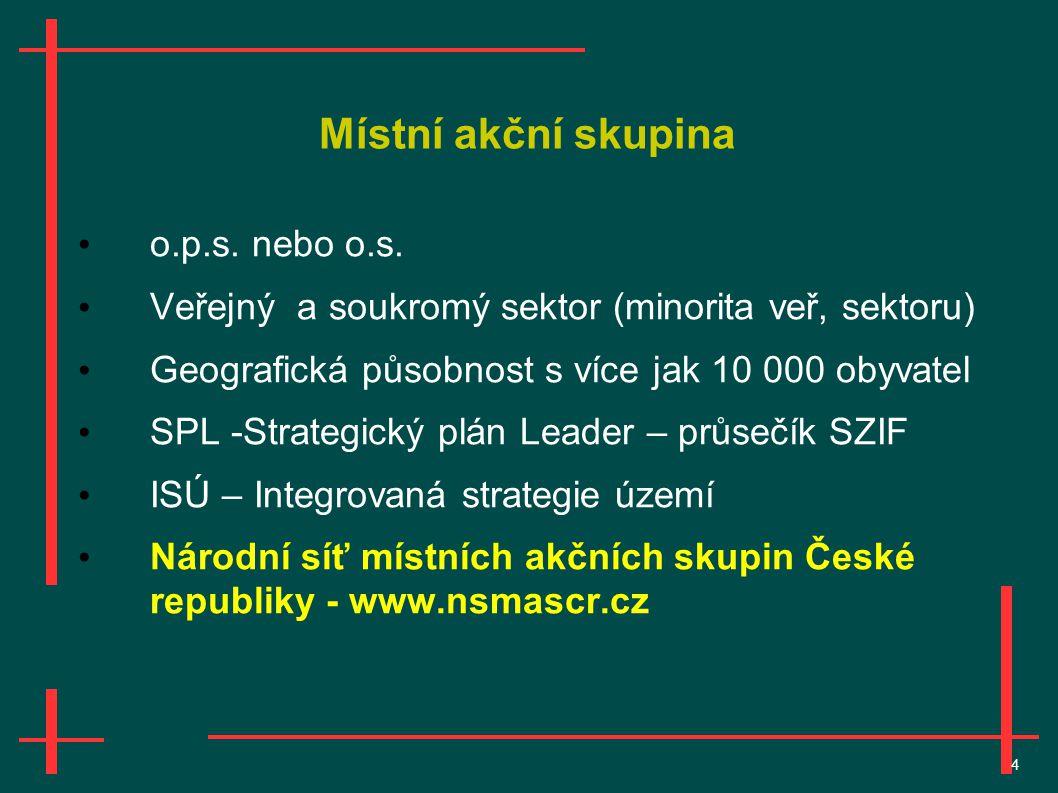 5 MAS V ČR