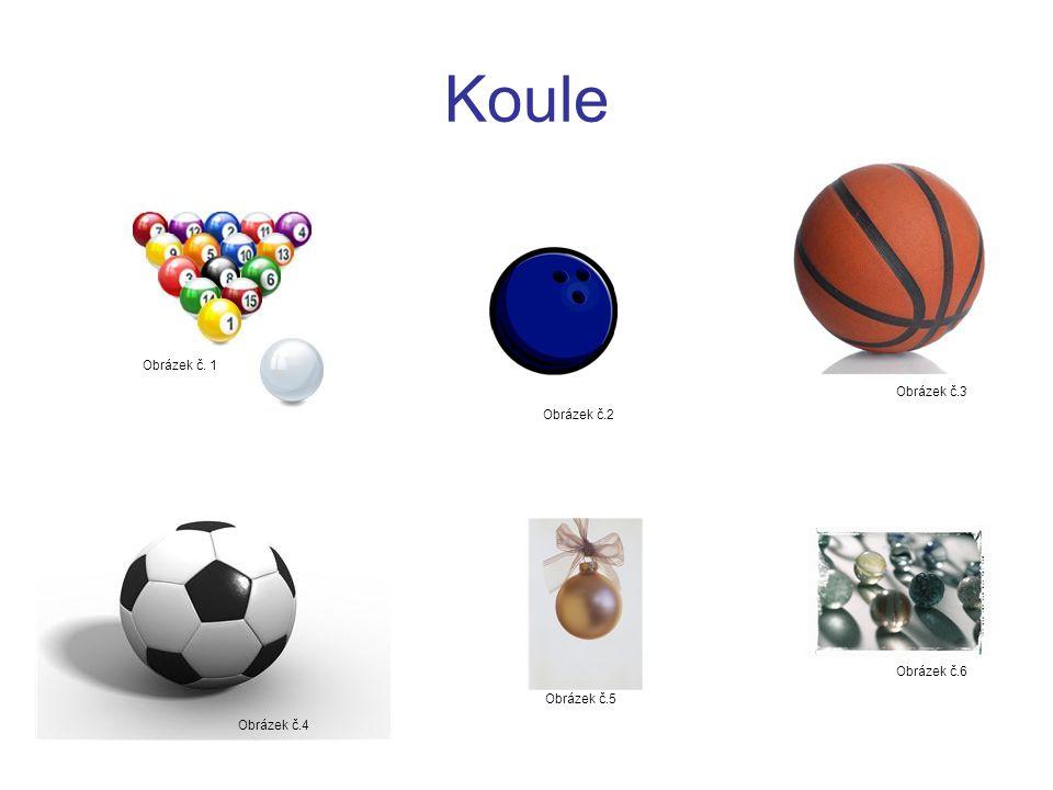 Koule Koule je rotační těleso vznikající rotací kruhu kolem jeho libovolného průměru.