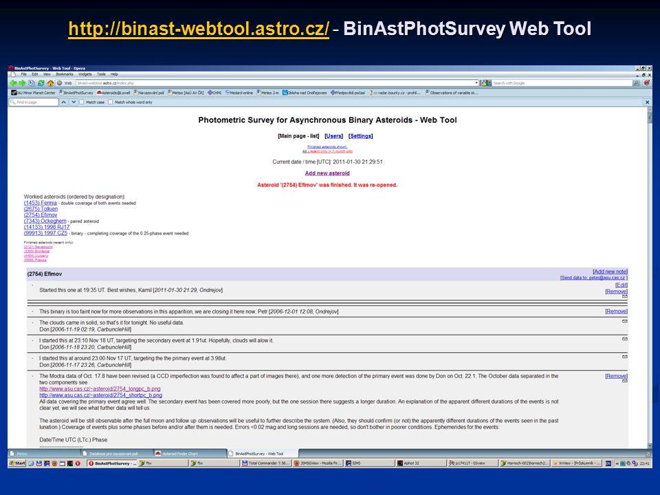 http://binast-webtool.astro.cz/http://binast-webtool.astro.cz/BinAstPhotSurvey Web Tool http://binast-webtool.astro.cz/ - BinAstPhotSurvey Web Tool ht
