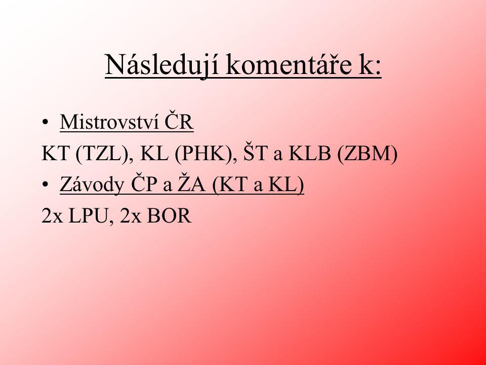 Mistrovství ČR na klasické t.