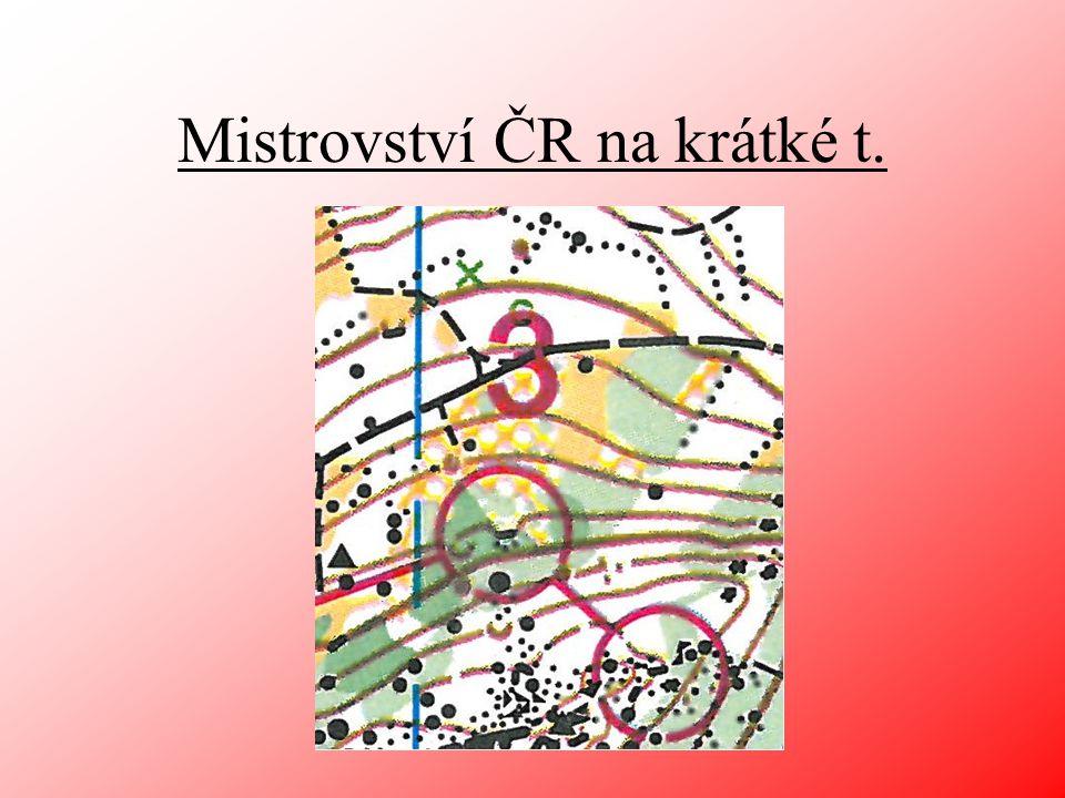 Mistrovství ČR na krátké t.