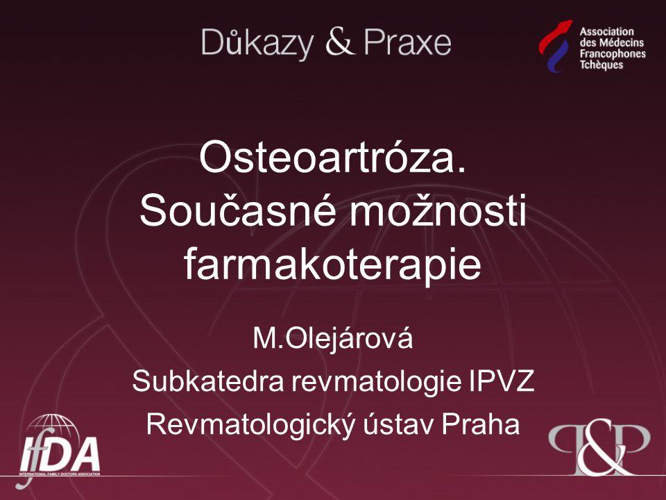 Kyselina hyaluronová Vývoj bolesti při chůzi (gonartróza) VAS (mm) Carraba at al. 1996
