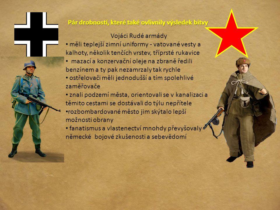 únor 1943 Stalingrad (Volgograd) pro Němce to měl být velký úspěch, ale ve skutečnosti to byla katastrofa maršál Paulus a 300 000 vojáků bylo obklíčen