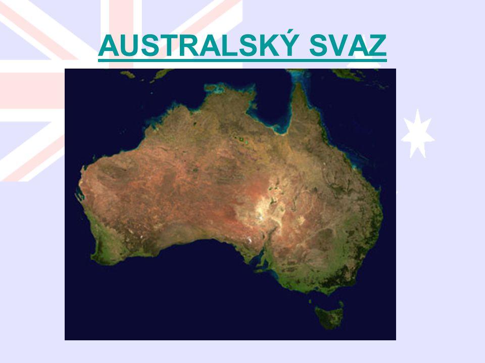 AUSTRALSKÝ SVAZ
