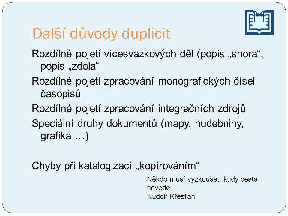 Děkuji za pozornost Zuzana Hájková Jihočeská vědecká knihovna v Českých Budějovicích hajkova@cbvk.cz Pryč se starými omyly.