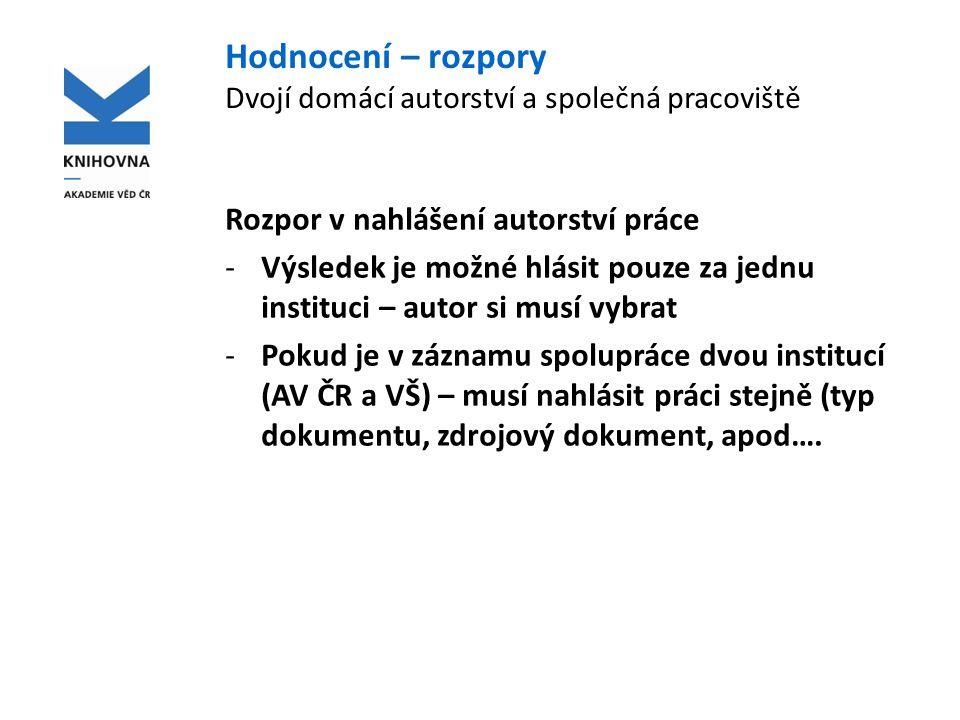 Garant http://www.isvav.cz/h10/resultDetail.do?rowId=RIV/68378289 :_____/09:00340612!RIV10-AV0-68378289 http://www.isvav.cz/h10/resultDetail.do?rowId=RIV/68378289 :_____/09:00340612!RIV10-AV0-68378289 Tento výskyt výsledku není vyřazen Rozpory v Hodnocení výsledků výzkumných organizací 2010 Tvůrci výsledku Počet tvůrců celkem2 Počet domácích tvůrců2 TvůrceBližňák Vojtěch (státní příslušnost: CZ - Česká republika; A - domácí tvůrce; G - garant výsledku) RozporII.3.4(d) - Stejný tvůrce jako domácí u více předkladatelů bez společného projektu Stav rozporuRozpor odstraněn ve 2.