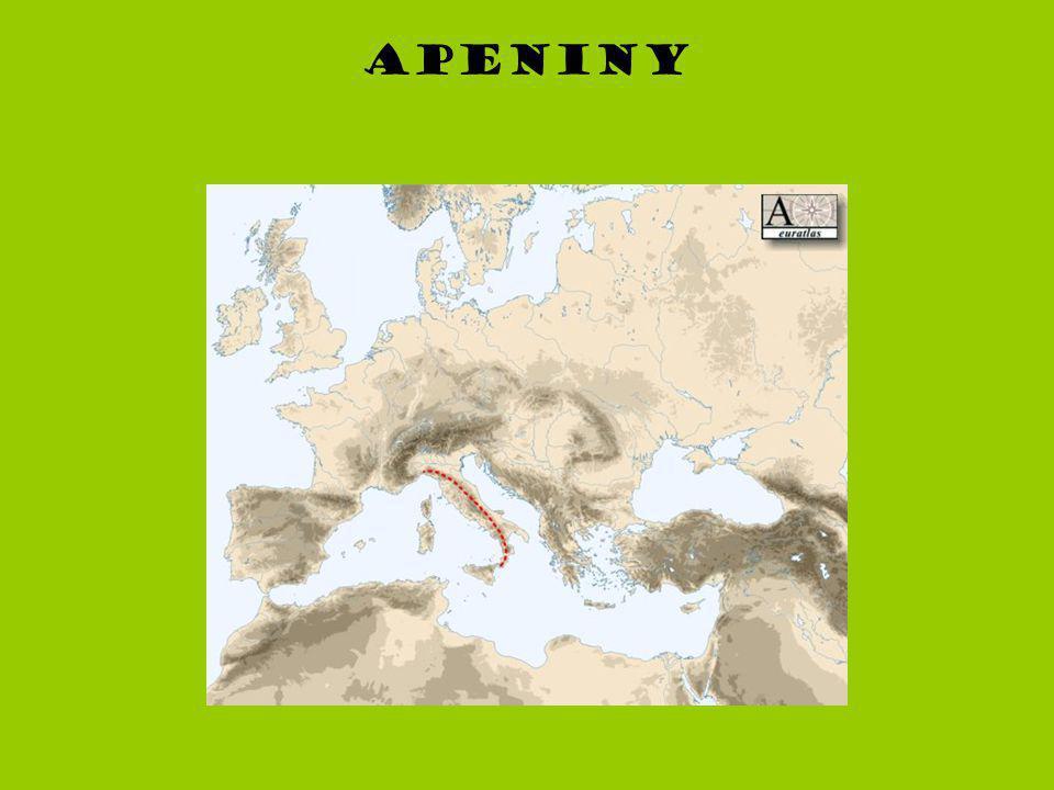 Apeniny