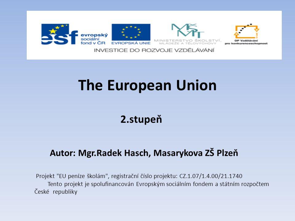 Anotace-Učební materiál slouží k seznámení s reáliemi Evropy, může být inspirací ke školní exkurzi.