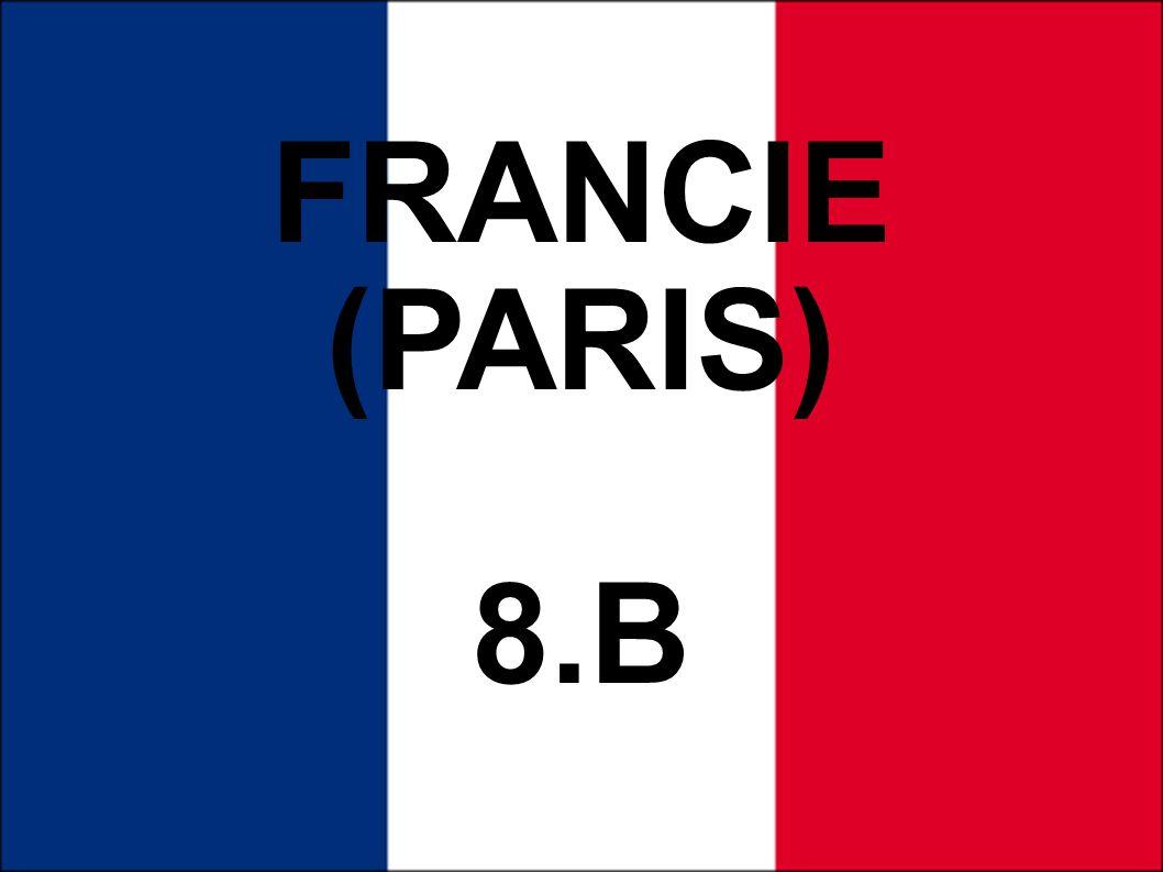FRANCIE (PARIS) 8.B