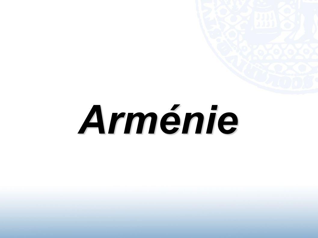 Obecně Hlavní město – Yerevan Počet obyvatel 3 215 800 Rozloha – 29 800 Km 2 Měna – Arménský dram (AMD) Jazyk – Arménština Písmo – Arménkské Arménská katolická církev,Arménská apoštolská církev Abeceda – 39 znaků (vytvořeno 405 Mesropem Maštocem)