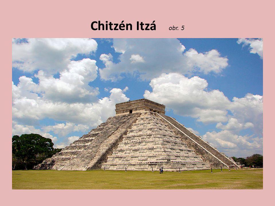Chitzén Itzá obr. 5