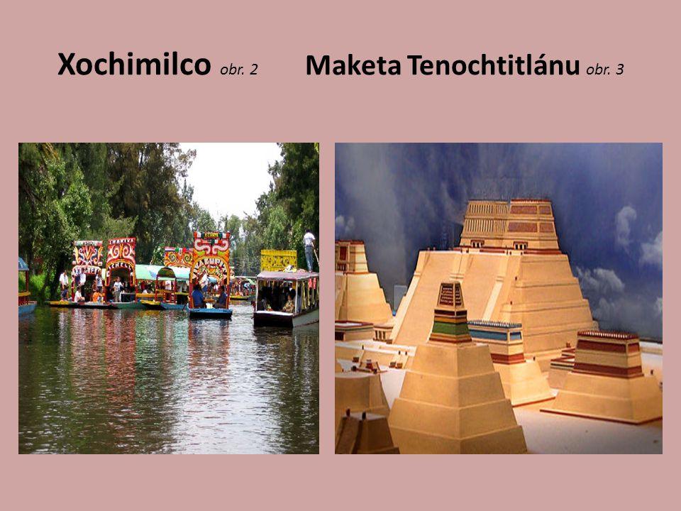 Okolí hlavního města Teotihuacán – UNESCO, náboženské obřadní centrum indiánů, 2.