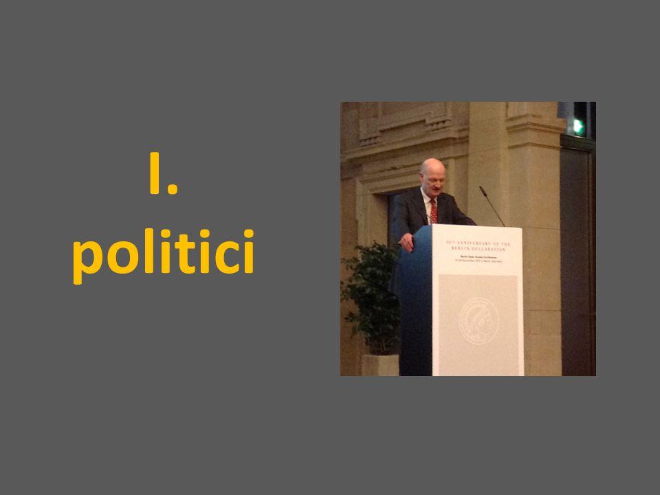 I. politici