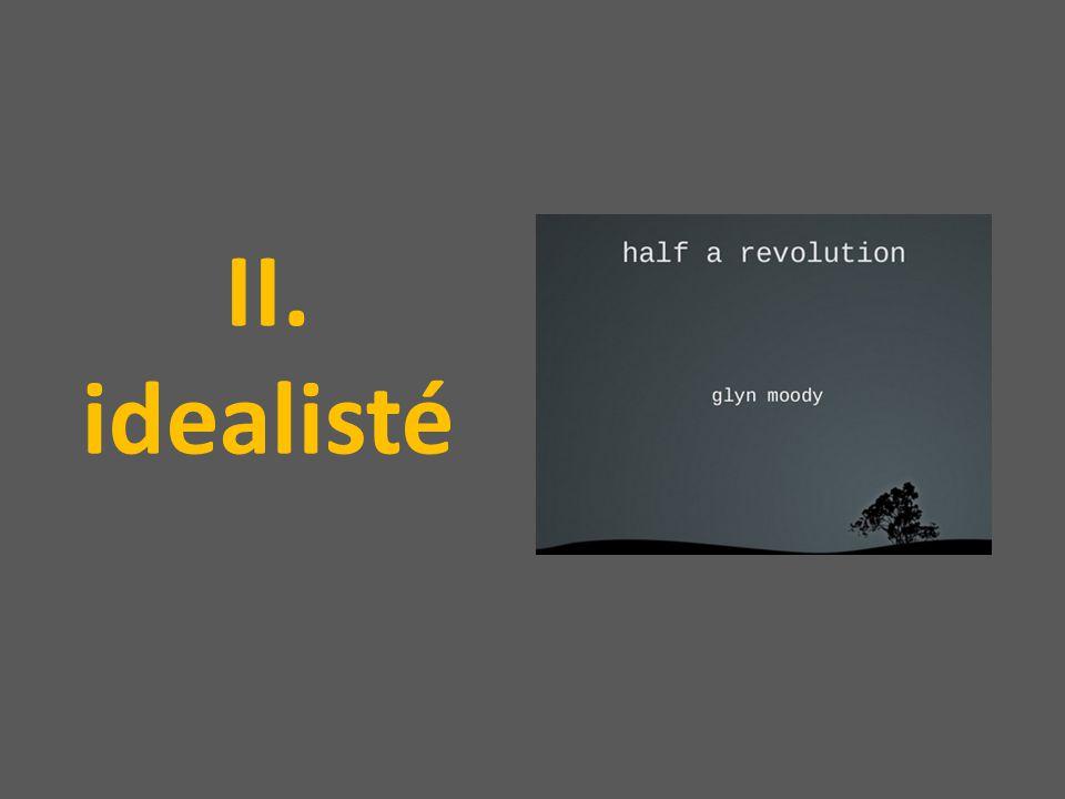 II. idealisté