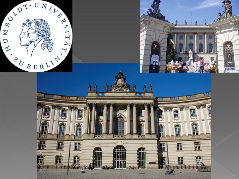  Je dlouhá 1480 metrů  Jedna z nejstarších ulic v Berlíně  V 19.