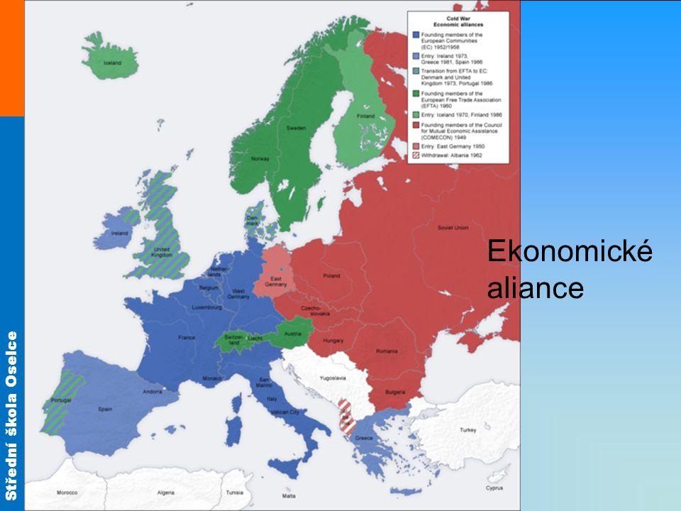 Střední škola Oselce Ekonomické aliance