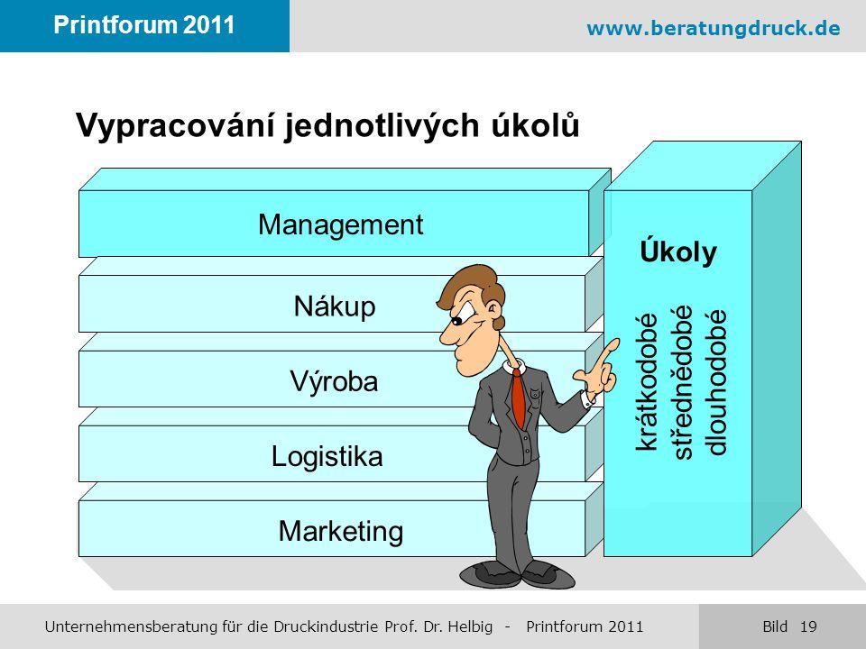 www.beratungdruck.de Unternehmensberatung für die Druckindustrie Prof.