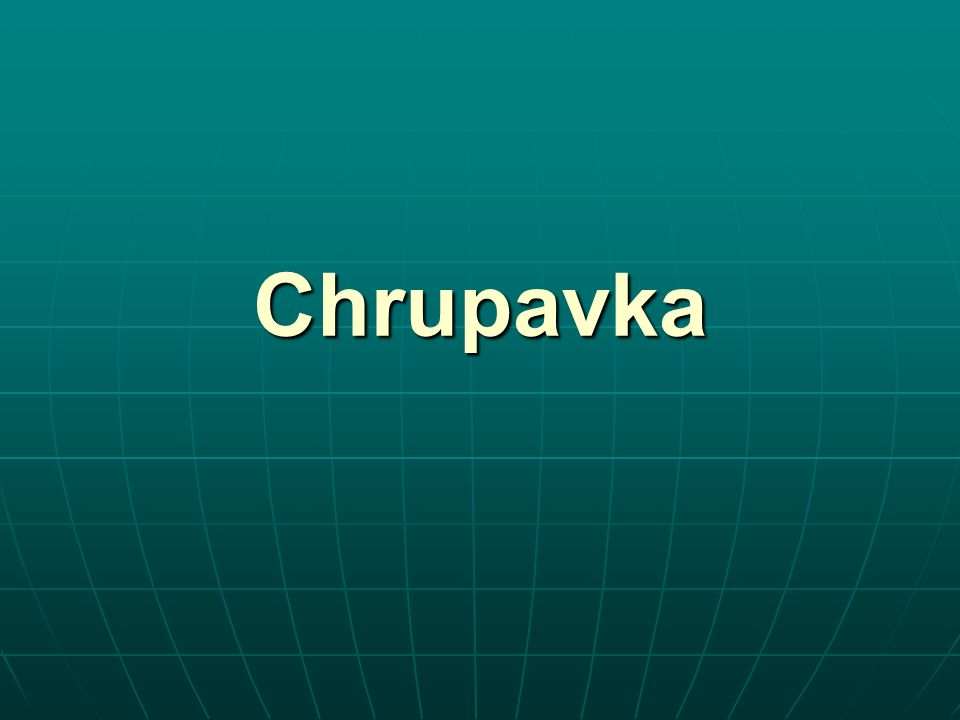 Chrupavka