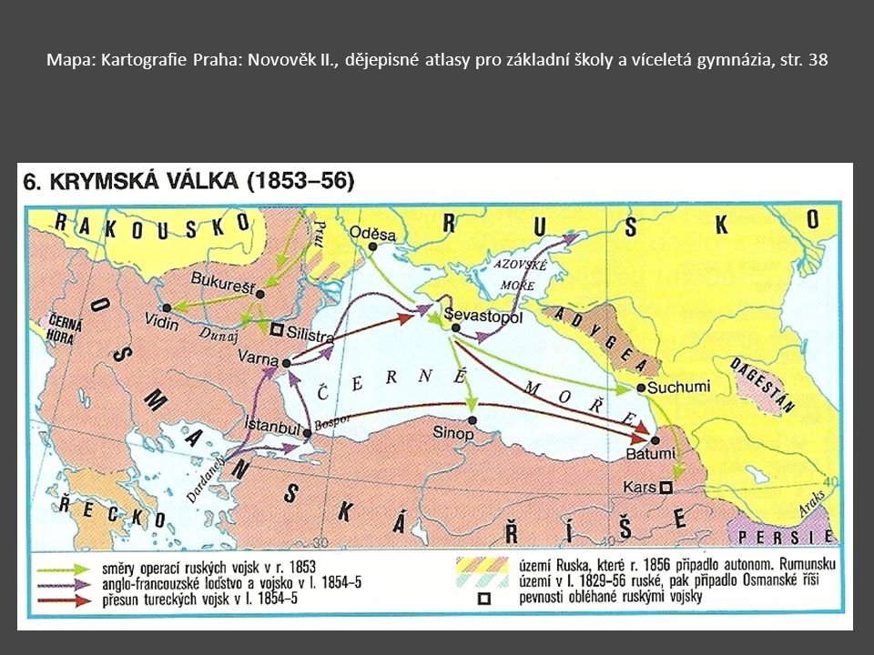 zdroje: text: Dějepis 8 pro základní školy, novověk, SPN, Praha 2008, str.