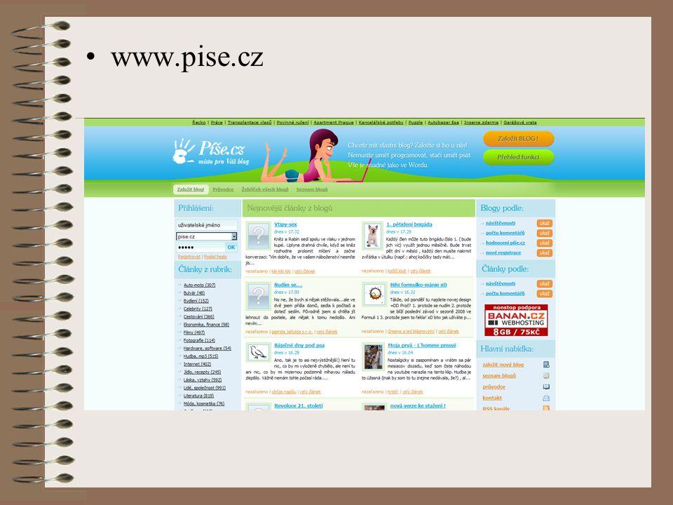 www.pise.cz