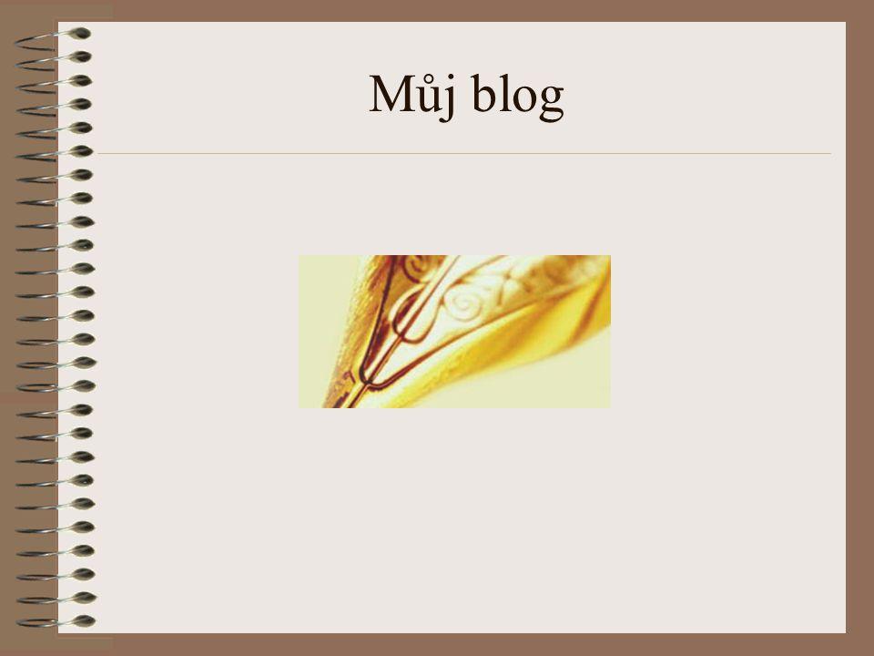 Je x vzhledů blogů a vždy se dá navolit