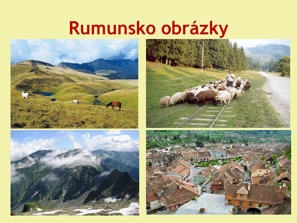 Rumunsko obrázky