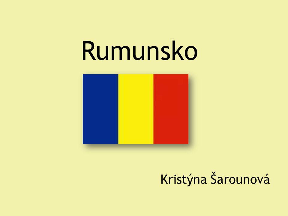 Základní informace Hlavní město – Bukurešť Počet obyvatel - 22 246 862 Rozloha – 238 391 km 2 Jazyk – rumunština, němčina Náboženství – křesťanství Časové pásmo - +1 hodina k ČR