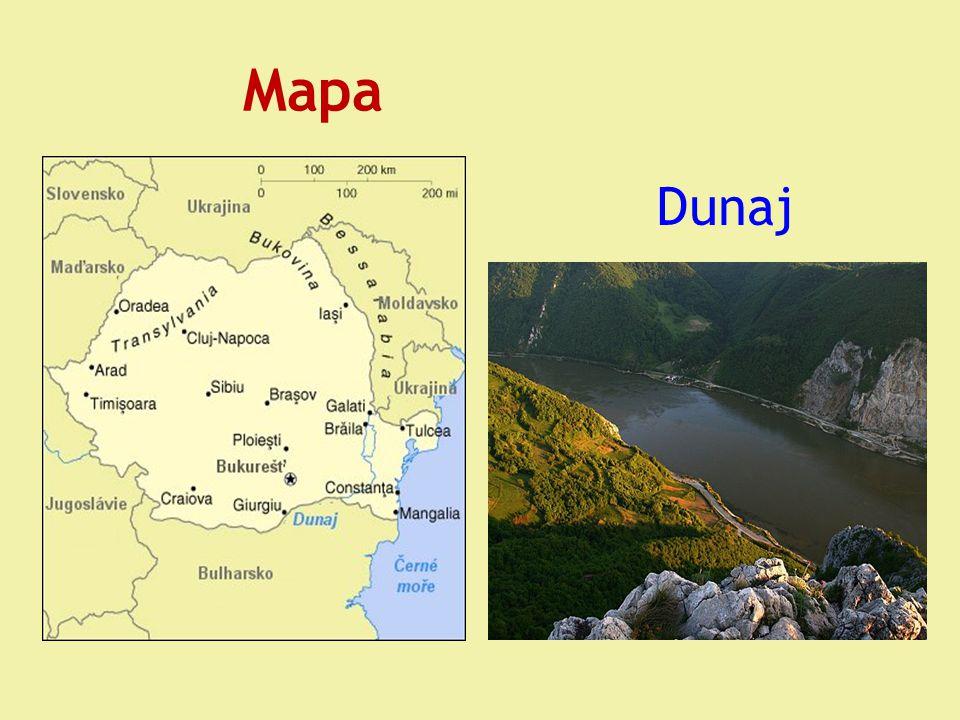Bukurešť Hlavní a největší město Rumunska.