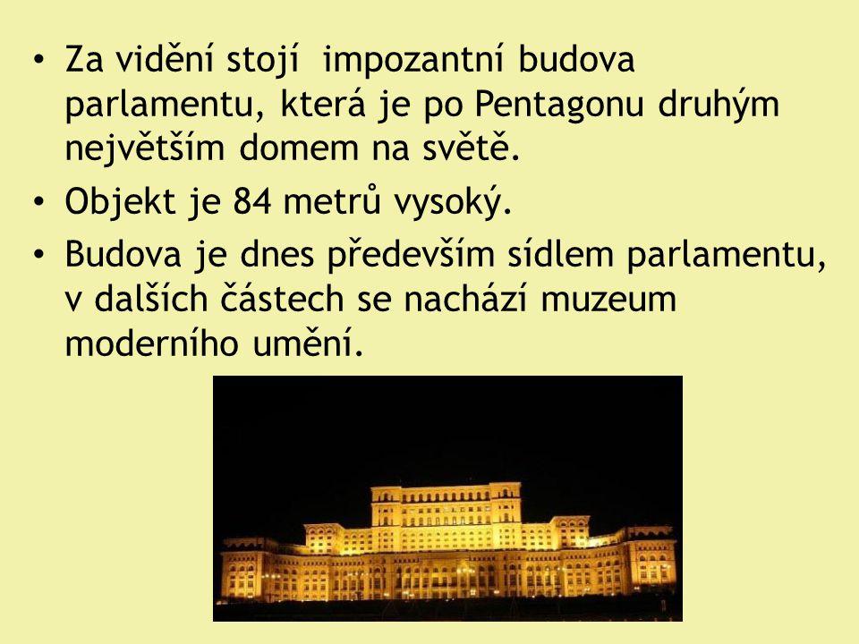 Zajímavosti Dominantou Rumunska jsou Karpaty, rozkládají se ve středu země.